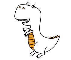 Dinosaur Drawing Game Free Download On Clipartmag