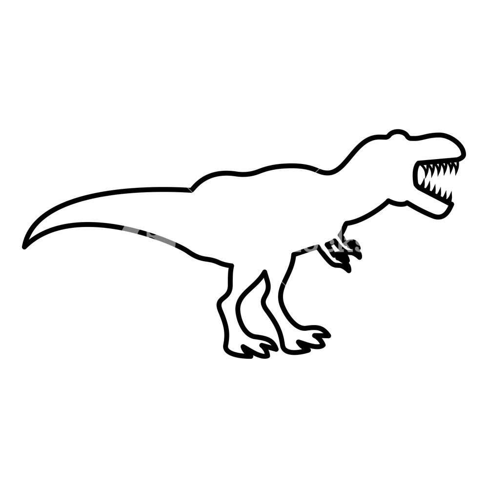 Collection Of Tyrannosaurus Clipart Free Download Best