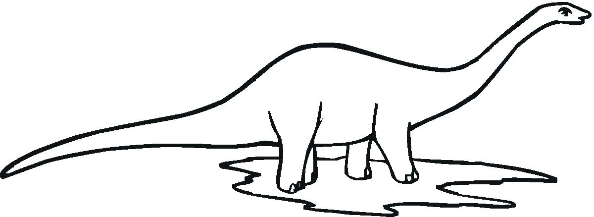 1200x438 Dinosaur Outlines Coloring Dino Footprint Outline