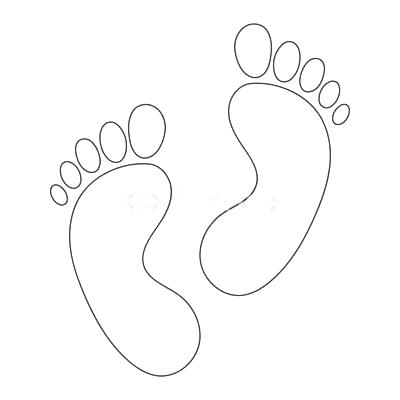 400x400 Image Dinosaur Foot Template Giant Footprint