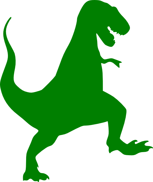 504x597 Collection Of Free Footprint Drawing T Rex Download On Ui Ex