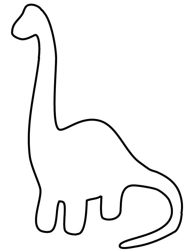 670x867 Dinosaurs Easy To Draw