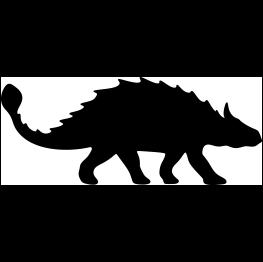 263x262 Ankylosaurus Drawing Pencil Huge Freebie! Download