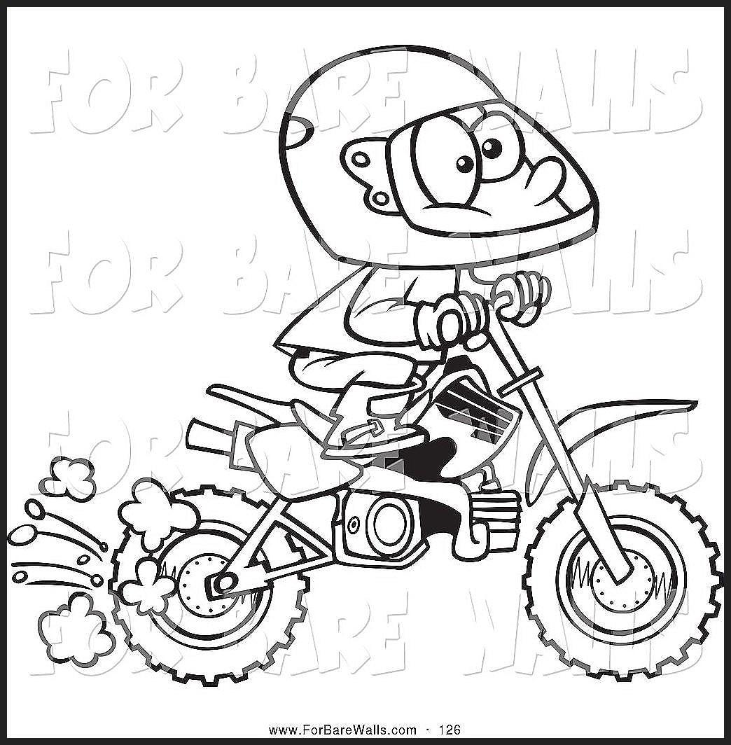 1044x1064 dirt bike drawing easy dirt bike drawing step