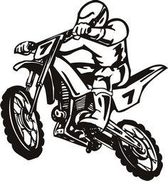 236x254 best dirt bike images dirt bikes, dirt biking, drawings