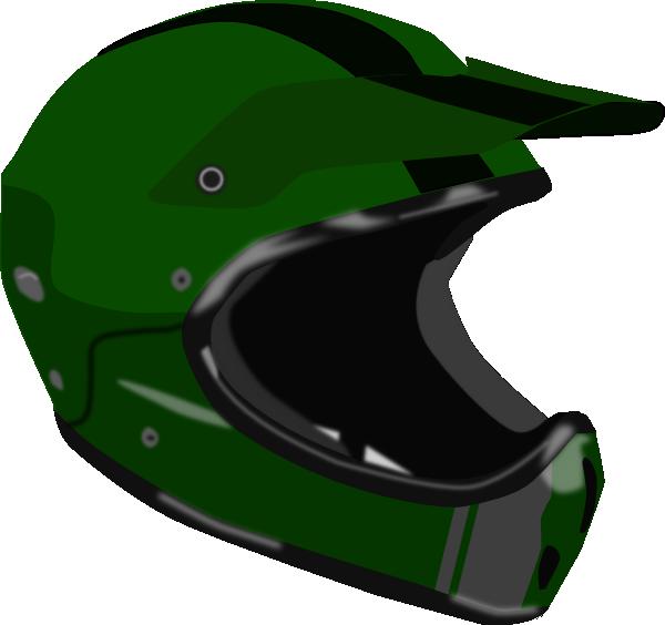 600x564 Dirt Bike Helmet Clipart