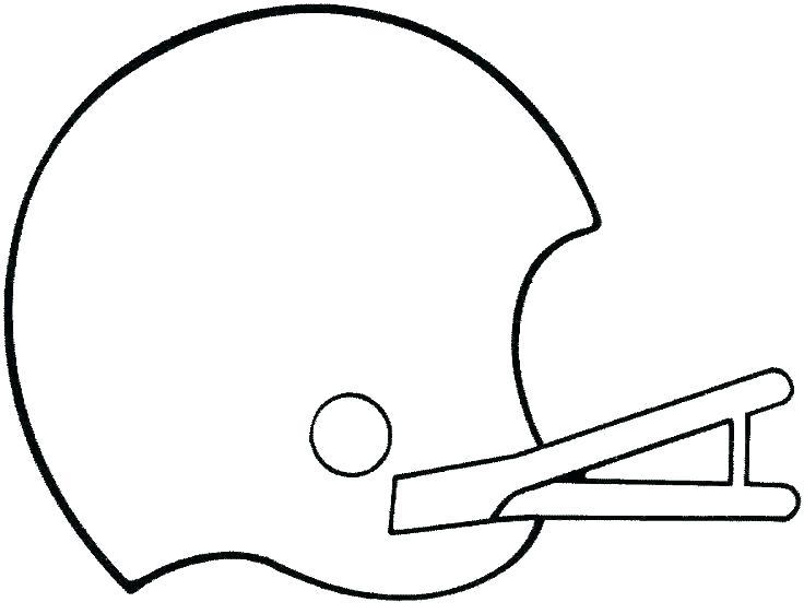 736x562 Packer Coloring Pages Bike Helmet