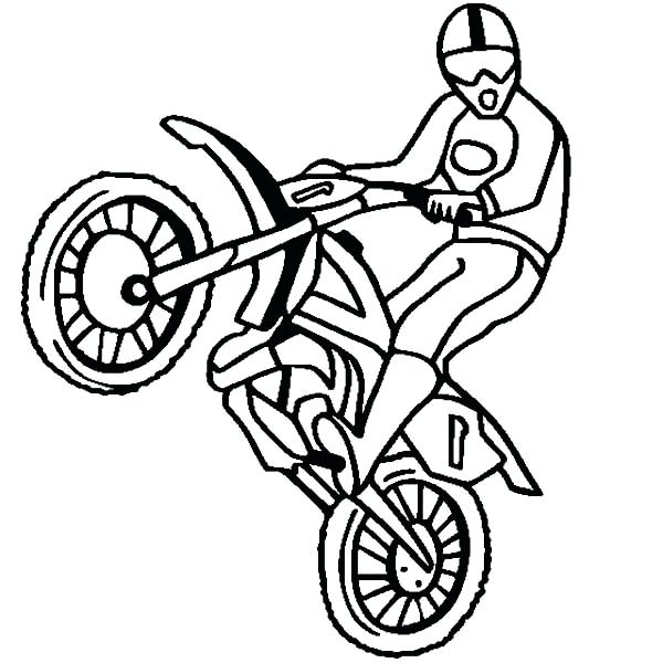 600x600 Bicycle Coloring Pages Bicycle Coloring