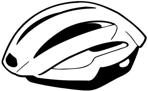 600x368 Bicycle Helmet Colouring Pages Bike Safety Helmets