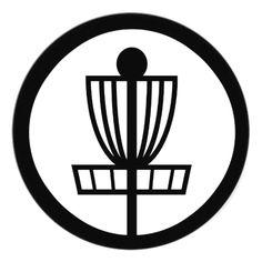 Disc Golf Basket Drawing
