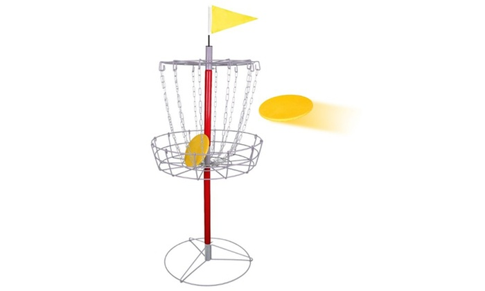 700x420 Up To Off On Disc Golf Basket Catcher Groupon Goods