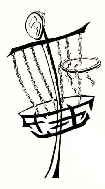 363x654 Disc Golf Basket Clip Art Disc Golf Disc Golf Basket, Disc