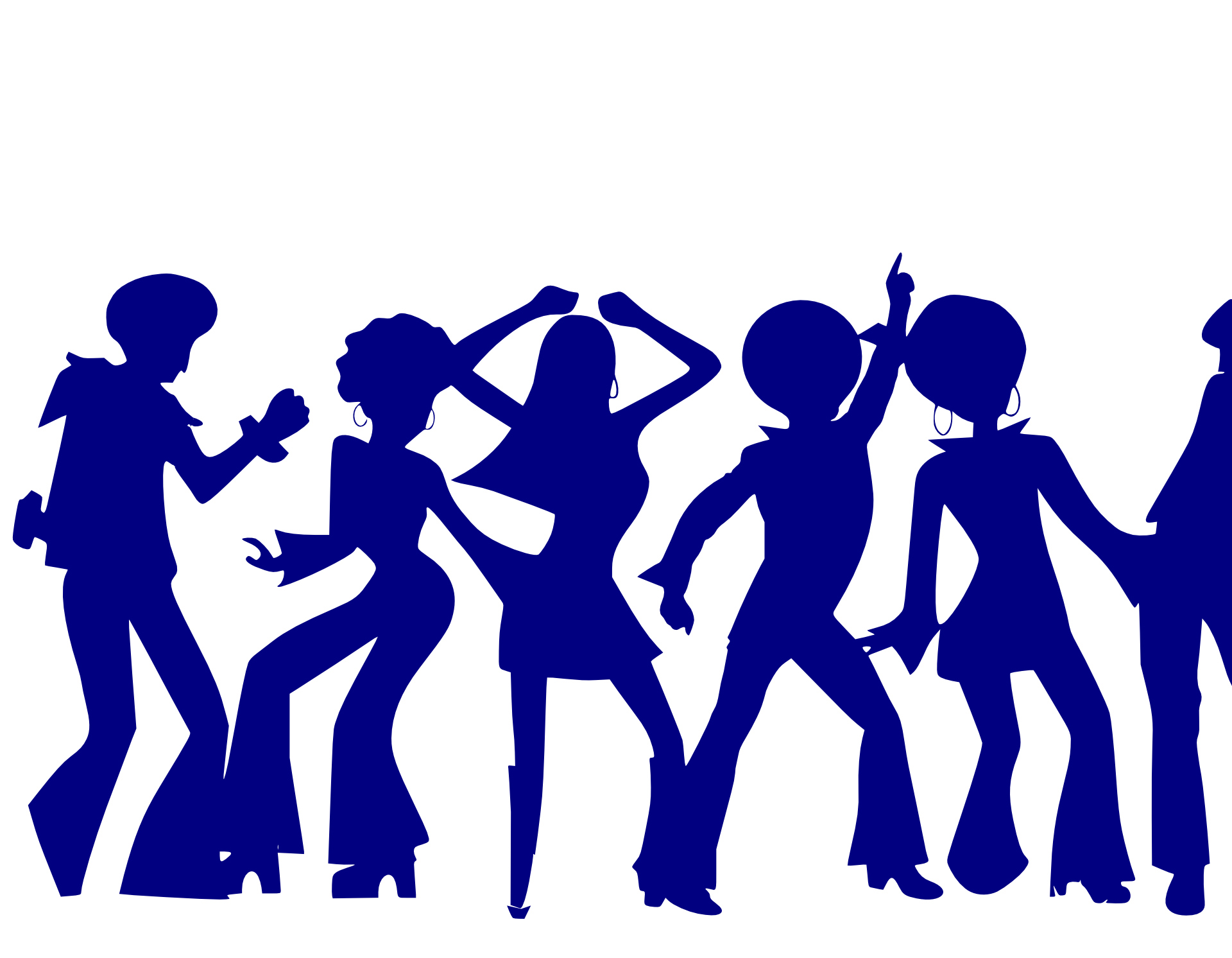 1920x1492 Drawing Of People Dancing