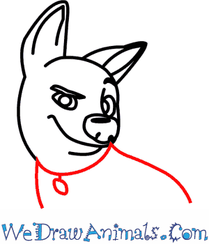 300x350 How To Draw Bolt