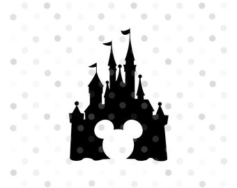 340x270 Disney Castle Etsy