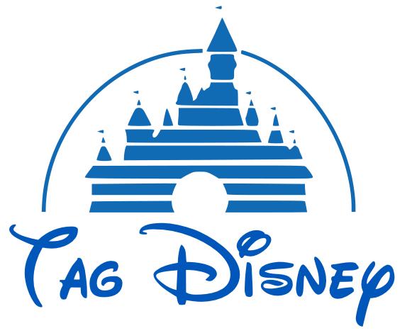 581x470 Walt Disney Castle Logos