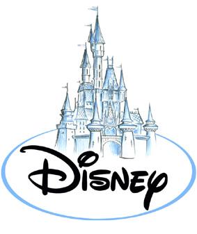 283x337 Disney Castle Logos