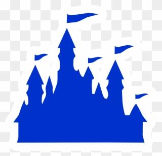 320x307 Clipart Castle Disney