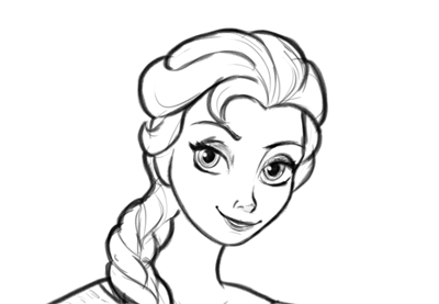400x277 How To Draw Like Disney