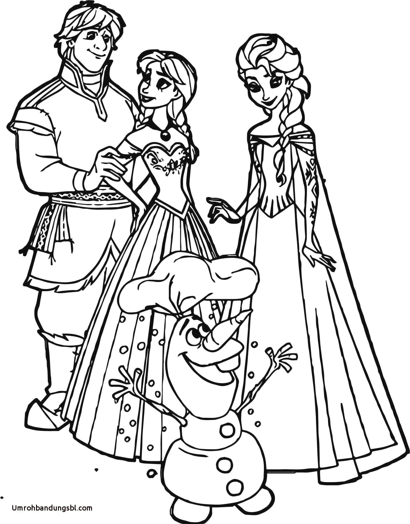 Disney Frozen Elsa Drawing