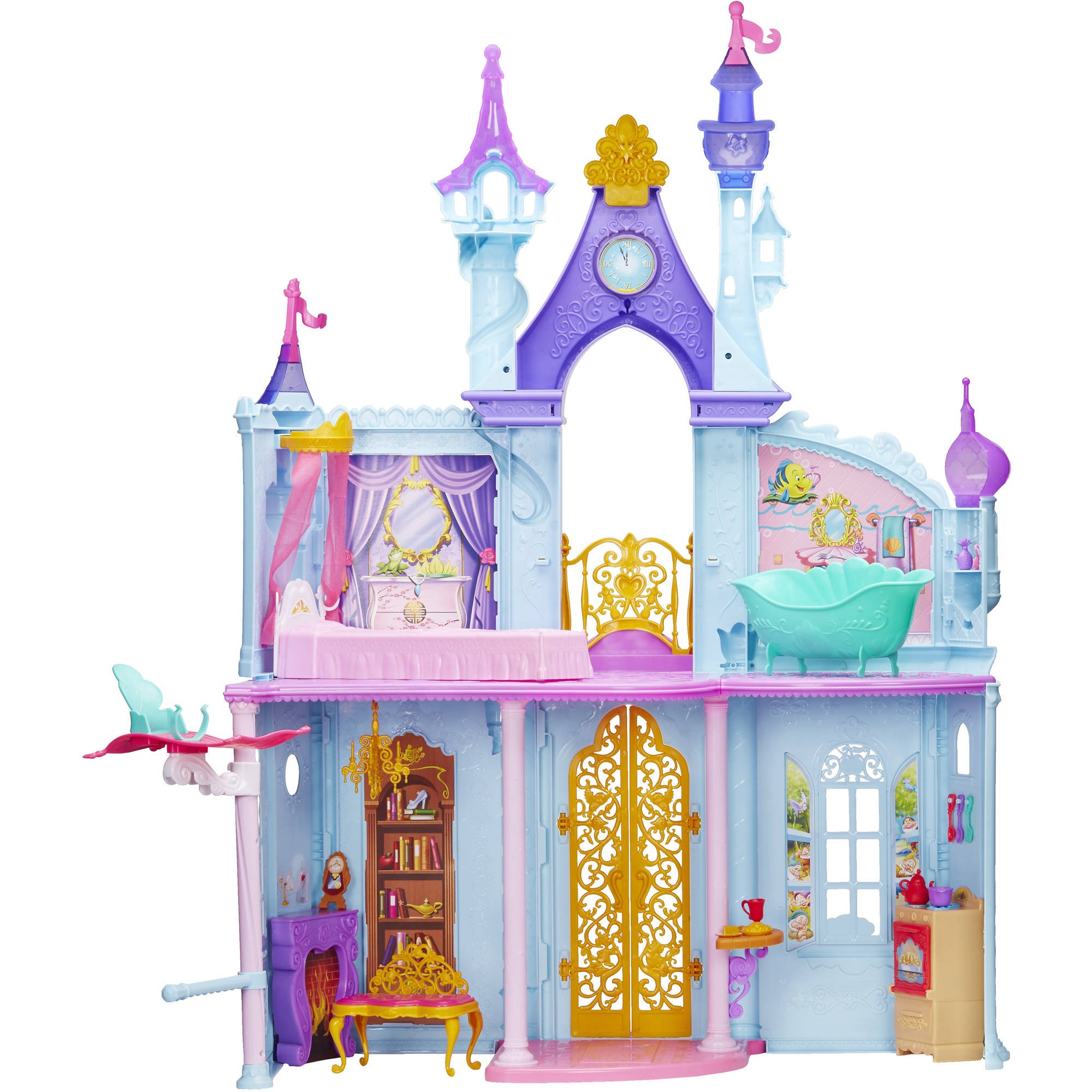 2000x2000 Disney Princess Castle