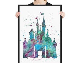 340x270 Disneyland Drawing Etsy
