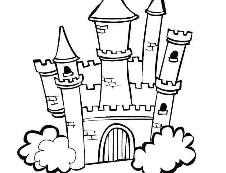 728x559 Cinderella Coloring Book Pages Disney Free Princesses Princess