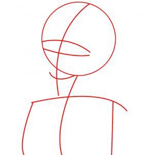 290x302 How To Draw How To Draw Rapunzel