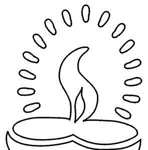 295x300 diwali coloring pages pitara kids network