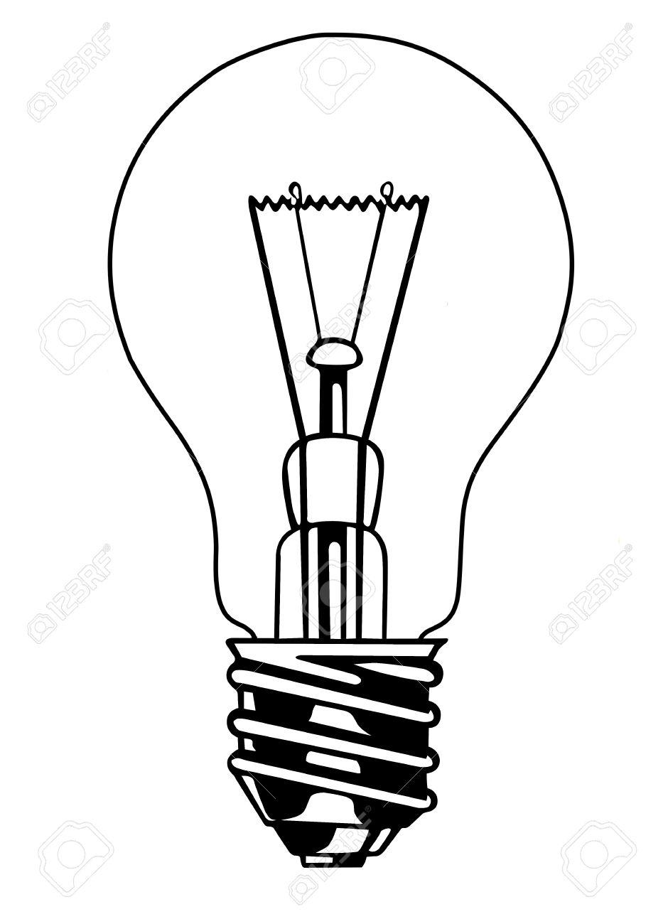Diwali Lamp Drawing