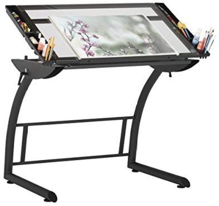 704x661 Studio Designs Triflex Drawing, Sit Stand Up Adj Desk