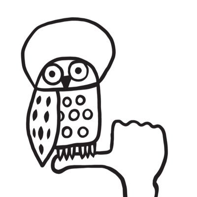 400x400 the owl hitchhiker on twitter nye open food til