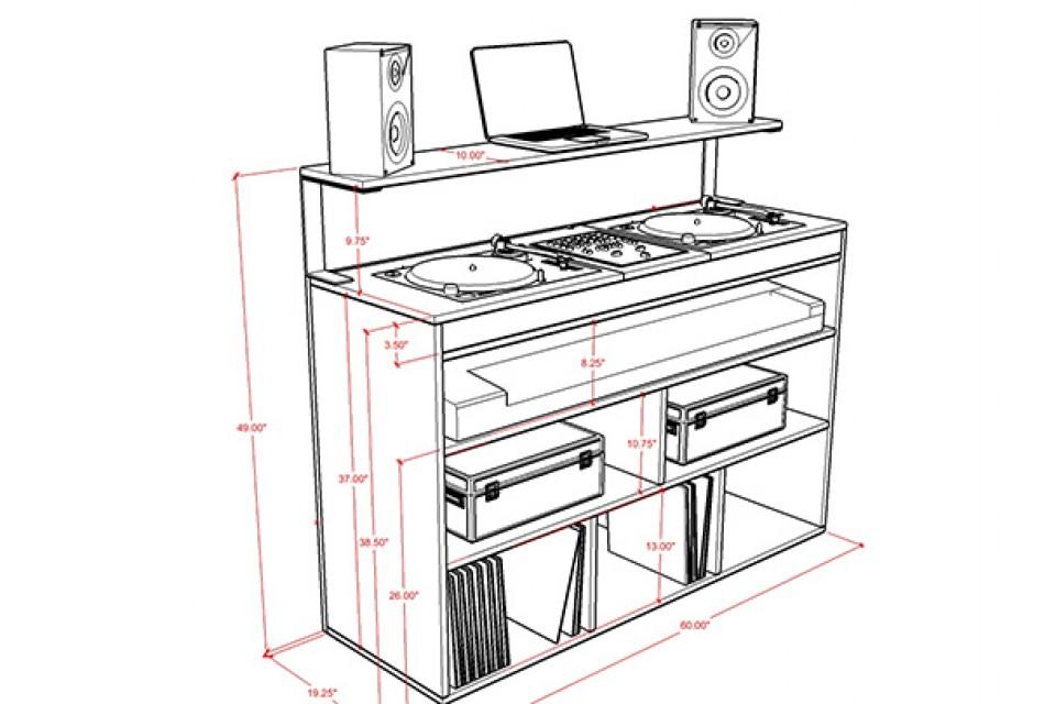 960x640 Kemo Dj Cabinet