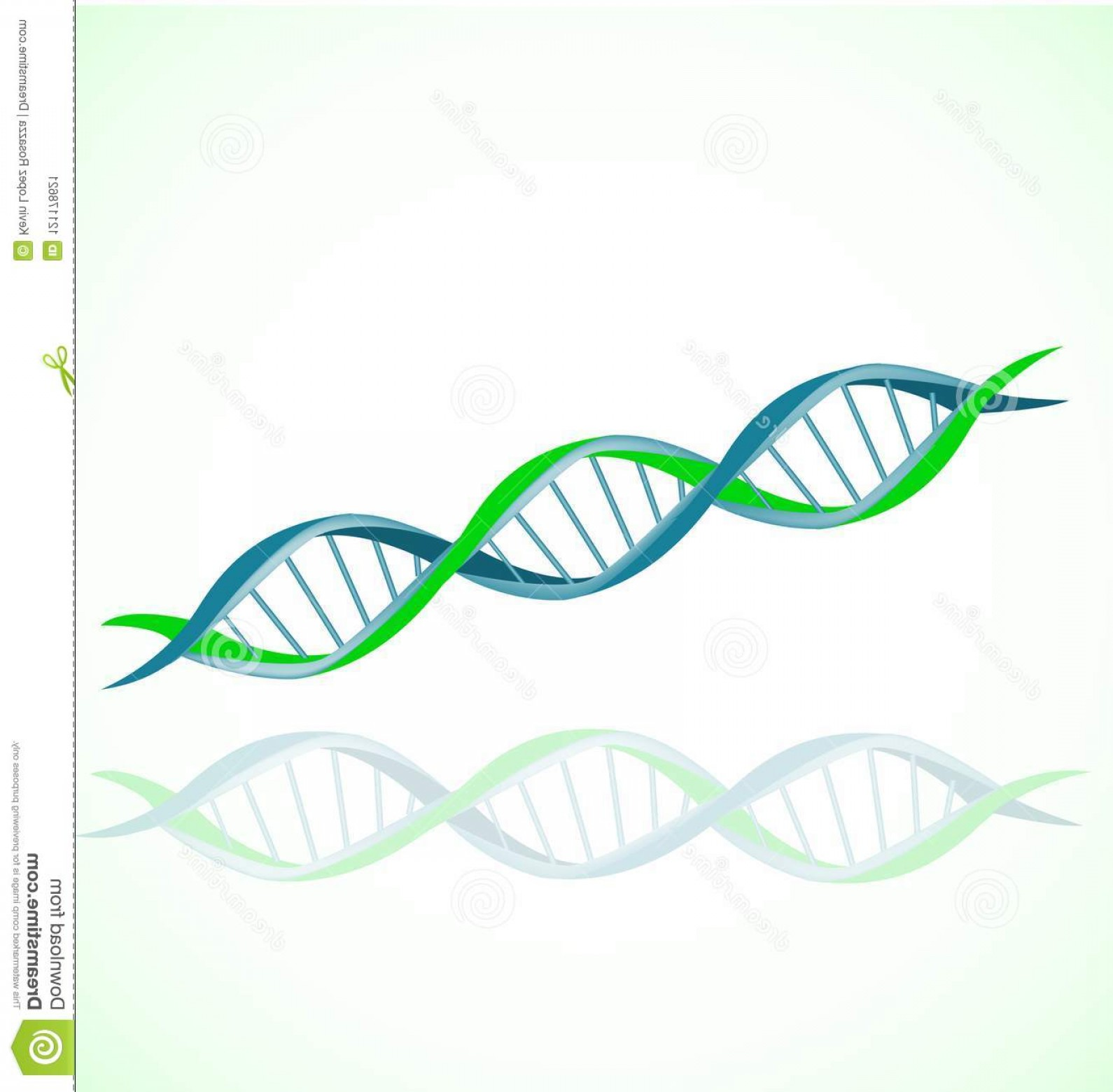 1590x1560 dna strand double helix spiral icon vector set dna strand double
