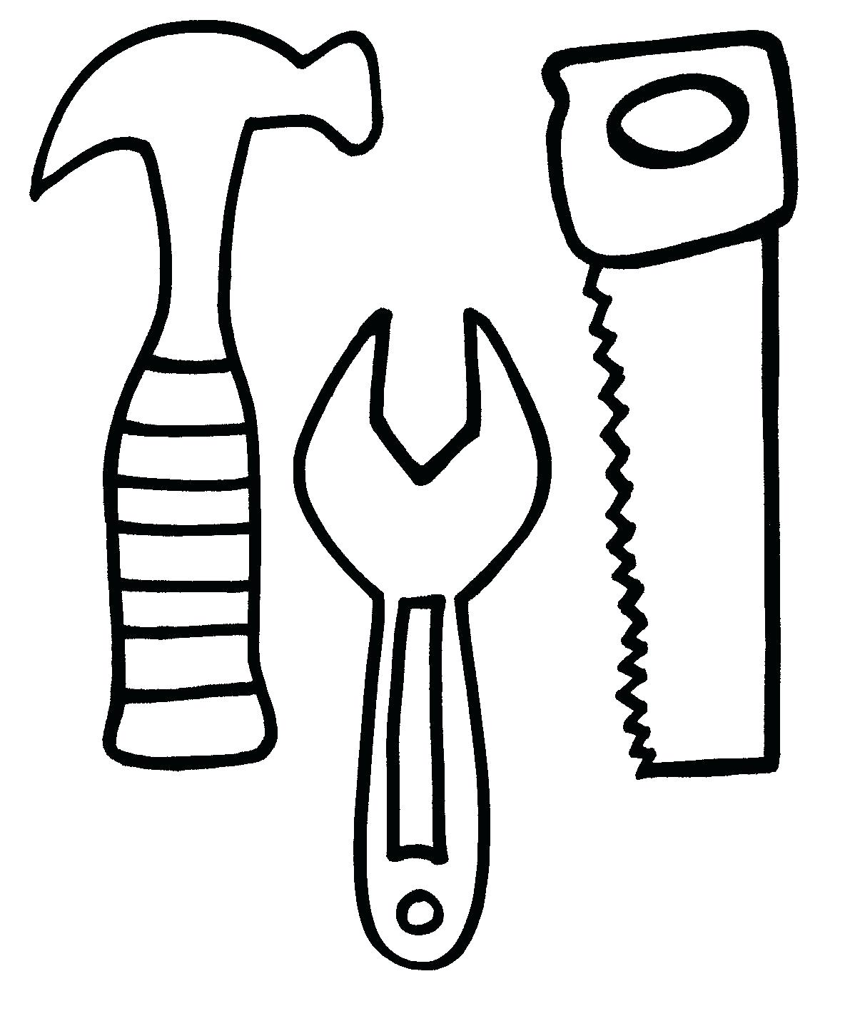 Doctor Tools Drawing