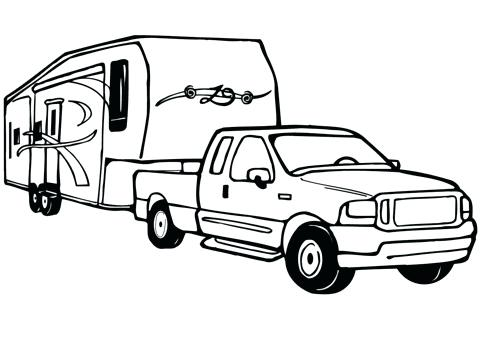 480x339 pickup truck coloring pages pickup coloring pages pickup truck