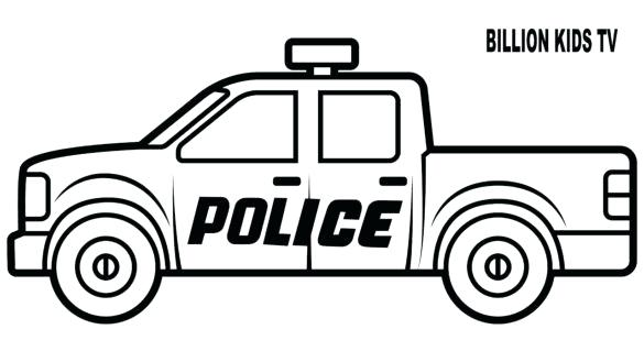 585x329 pickup truck coloring pages pickup truck coloring pages free
