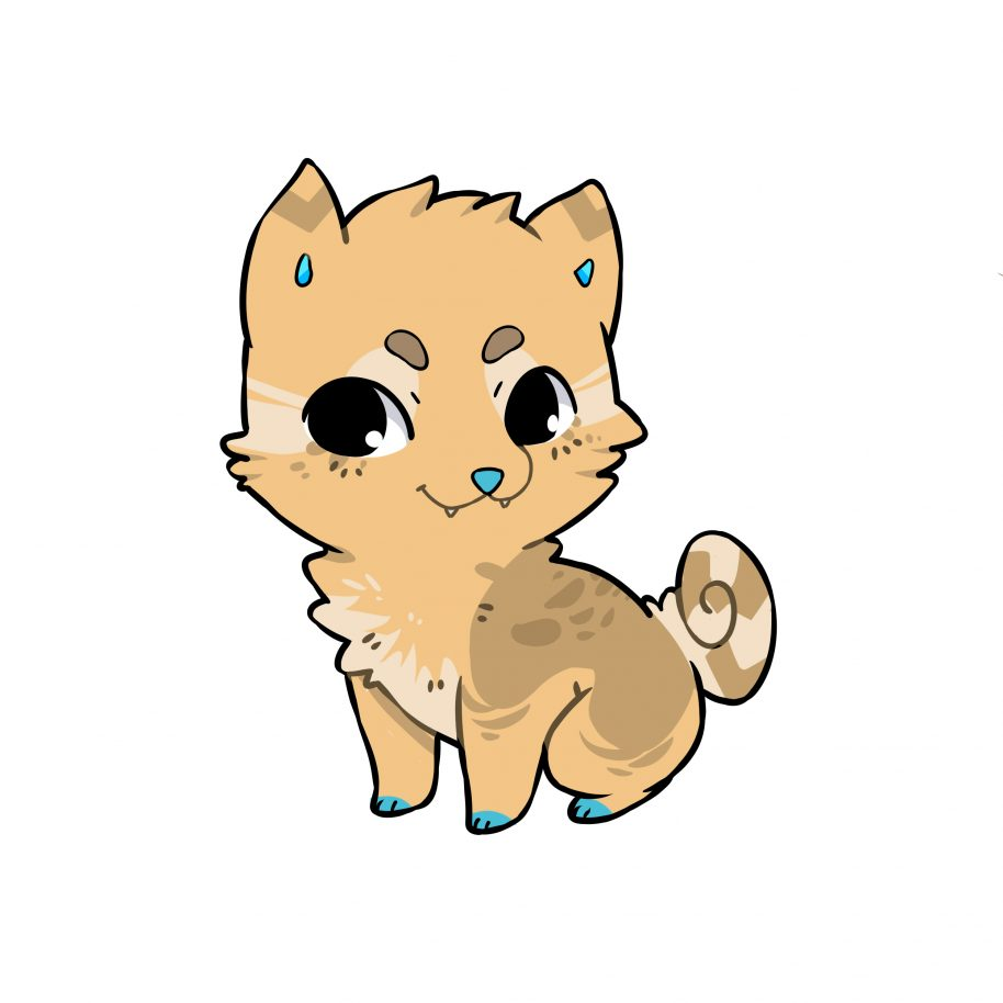 914x914 Learn To Draw A Chibi Kawaii Dog In Easy Steps