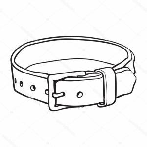 300x300 dog wearing dog collar gm shopatcloth
