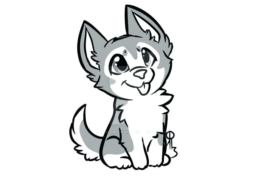 900x600 Husky Drawings Buy Art Draw A Husky Dog Running
