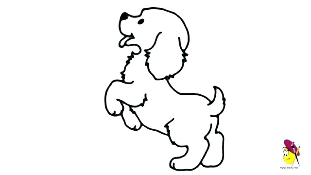 1024x576 Easy Dog To Draw