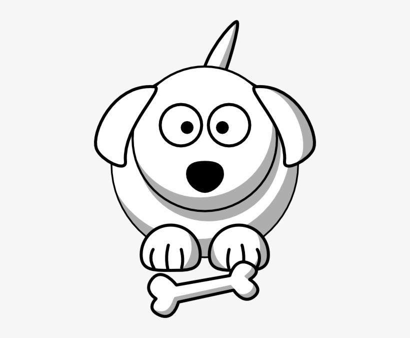 820x675 Cartoon Dog Outline Clip Art