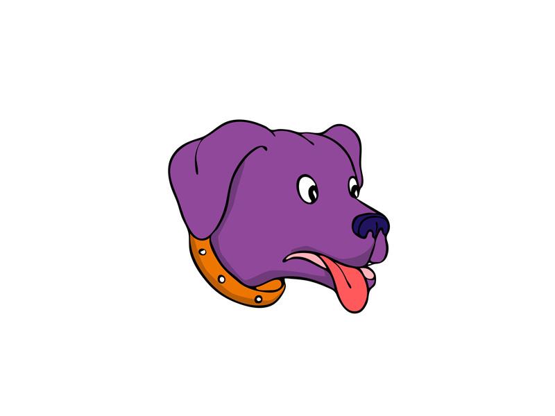 800x600 Bewildered Labrador Retriever Drawing