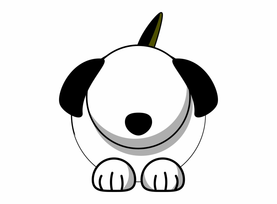 920x678 Cartoon Dog With No Eyes Free Png Images Clipart Download