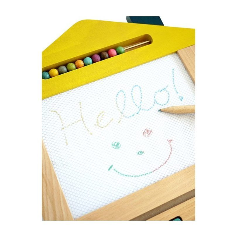 810x810 Oekaki Dog House Drawing Board
