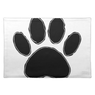307x307 Dog Paws Drawing Gifts On Zazzle Ca