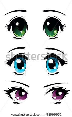 Collection Of Cartoon Eyes Clipart Free Download Best