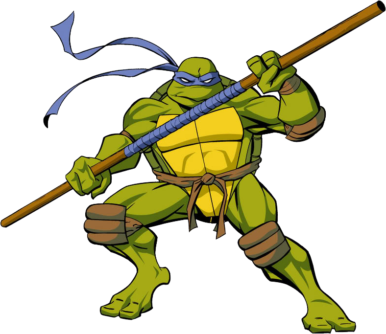 Donatello Ninja Turtle Drawing | Free download on ClipArtMag