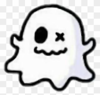 320x305 Casper Doodle Ghost Sweetghost Cuteghost Horror