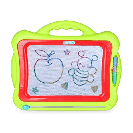 466x466 Megatoybrand Magna Doodle Magnetic Drawing Board